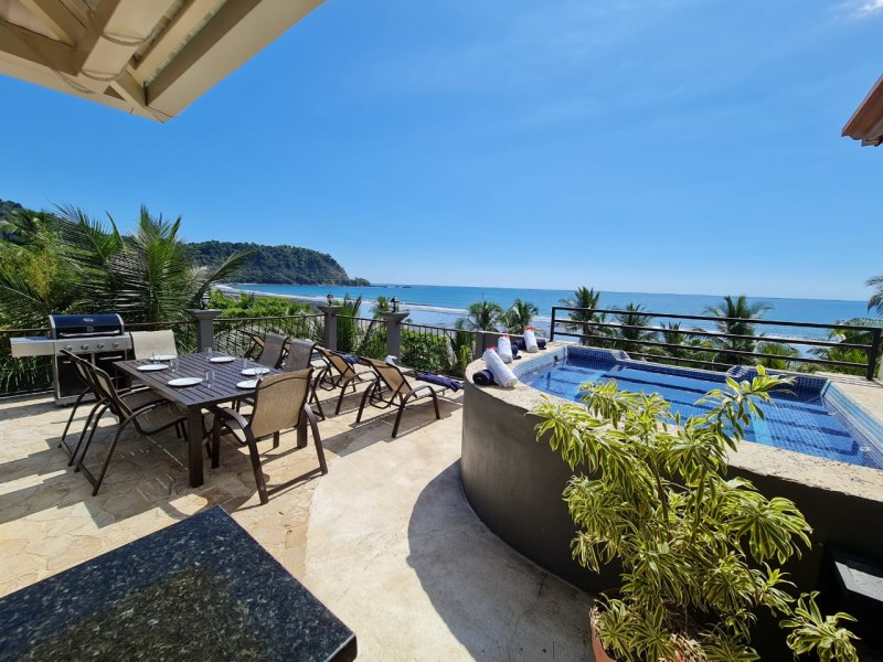 RE/MAX real estate, Costa Rica, Jaco, Pacific Palms Oceanview Mega Rental Downtown Jaco Beach Costa Rica