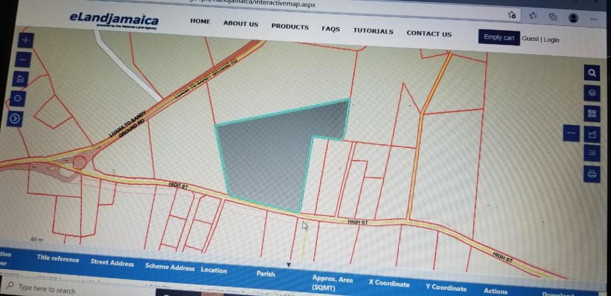 RE/MAX real estate, Jamaica, Fyffes Pen, SANDY GROUND, ST. ELIZABE St. Elizabeth Fyffes Pen