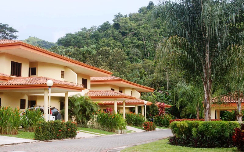Remax real estate, Costa Rica, Punta Leona, 1 Mile to White Sand Best Beach in Costa Rica, Gated Community 2 BDRM, LOW HOA, POOL