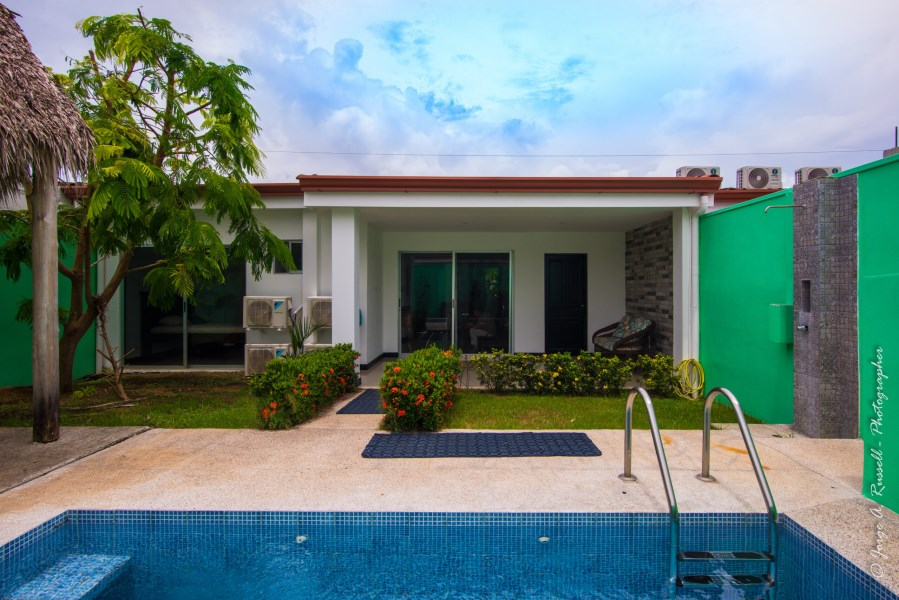 Remax real estate, Costa Rica, Parrita, Bejuco Beach Beachfront 3 bedroom house , gated
