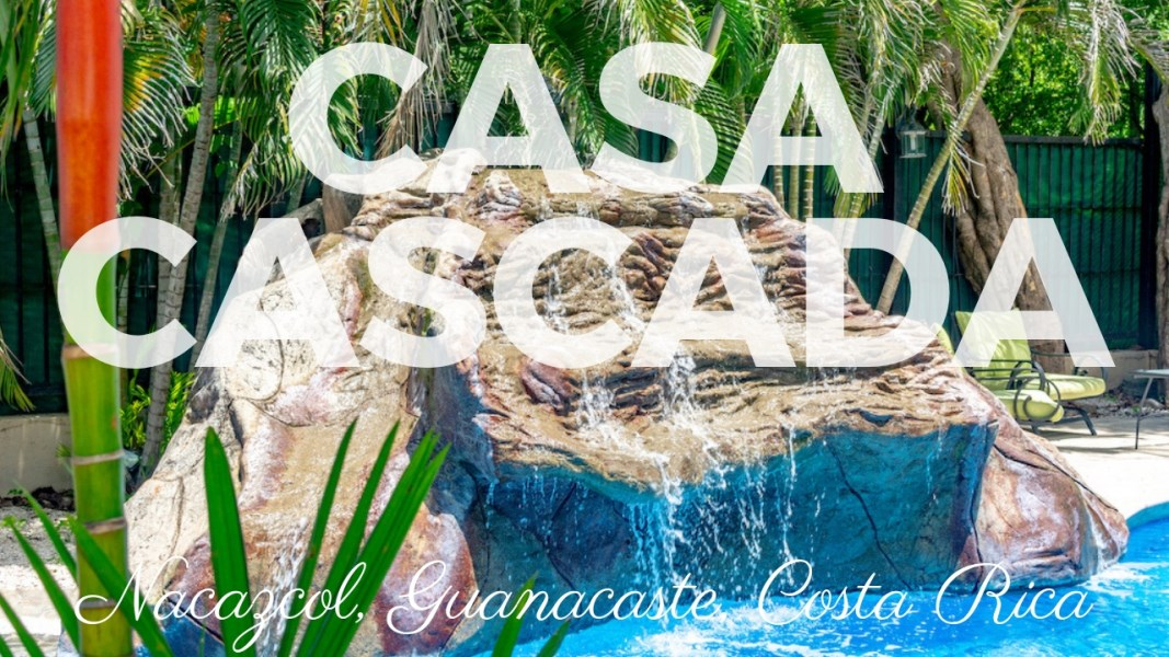 Remax real estate, Costa Rica, Playa del Coco, Casa Cascada
