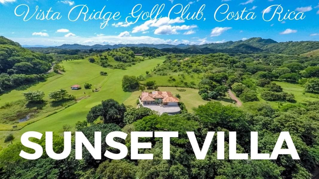 Remax real estate, Costa Rica, Sardinal, Sunset Villa