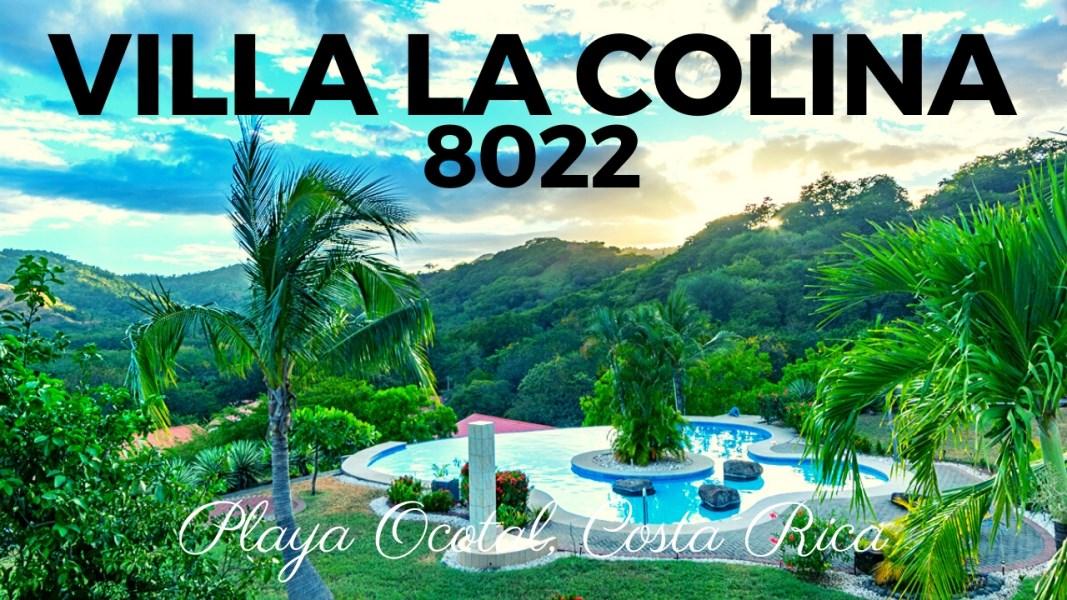 Remax real estate, Costa Rica, Ocotal, Villa la Colina 8022