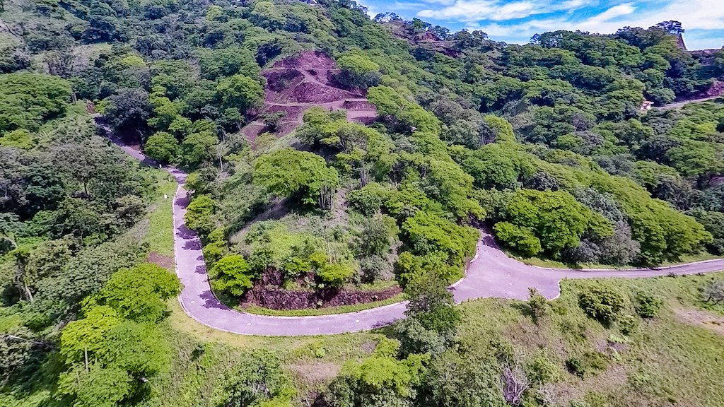 Remax real estate, Costa Rica, Playa del Coco, Coco Bay Estates Lot 95