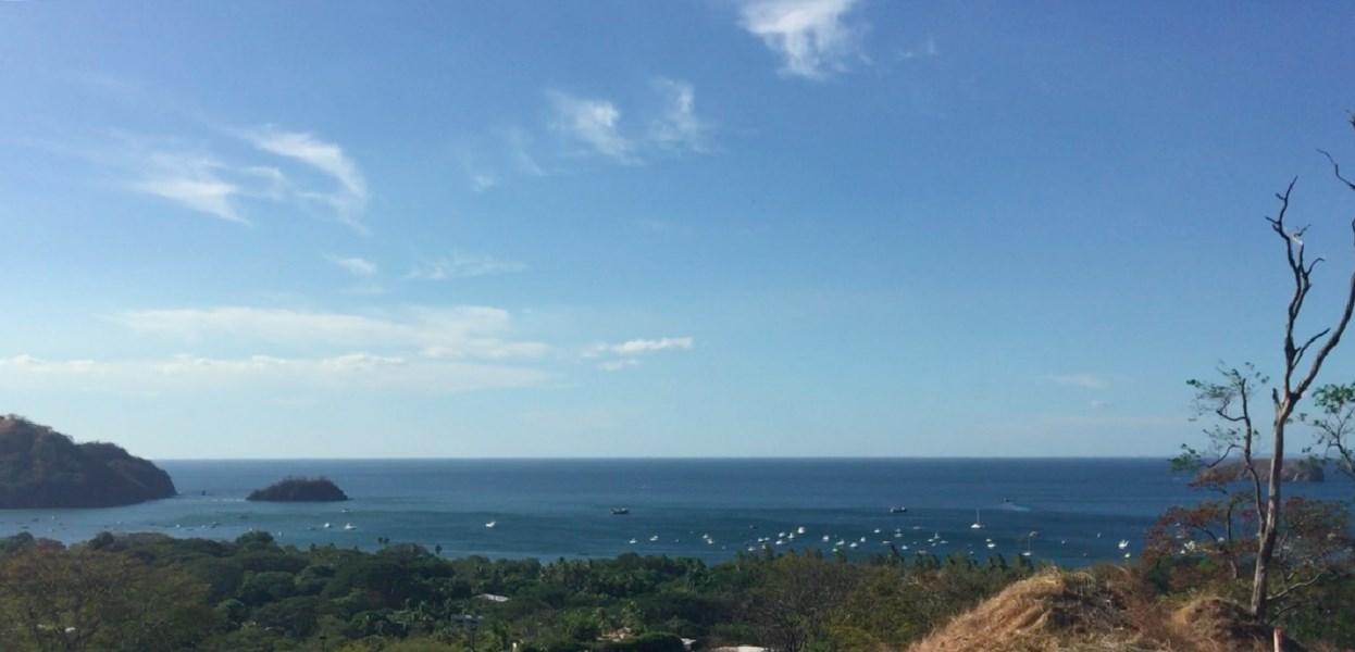 Remax real estate, Costa Rica, Playa del Coco, Pacifico Lot 9 Ocean View Lot