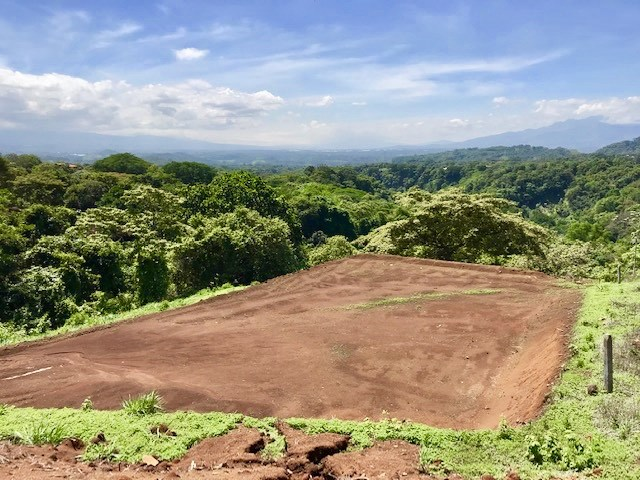 Remax real estate, Costa Rica, Atenas, Lot ready to build