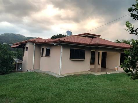 Remax real estate, Costa Rica, Atenas-Santa Eulalia, Home like new in countryside setting in Atenas