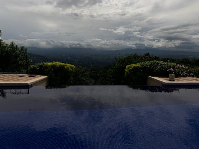 Remax real estate, Costa Rica, Atenas-Jesús, Your colonial-style home with some of the BIGGEST views in Atenas