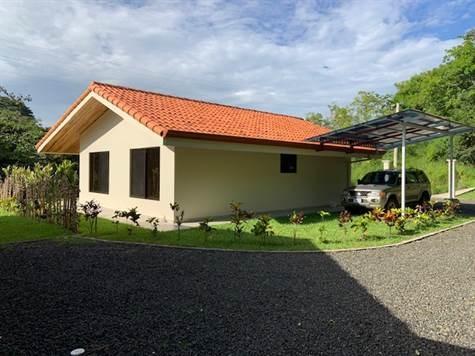 Remax real estate, Costa Rica, Atenas, New home in gated community Hacienda Atenas