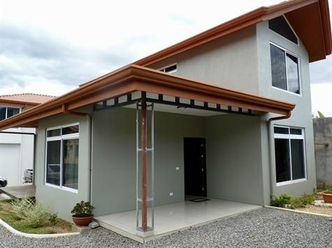 Remax real estate, Costa Rica, Atenas, Home like new & furnished 3 min. from Atenas Center