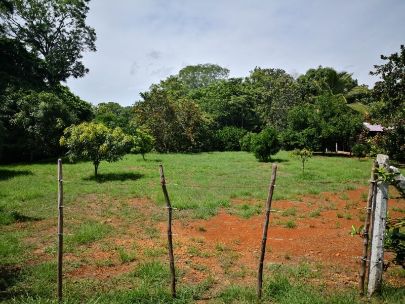 Remax real estate, Costa Rica, San Mateo, Beautiful, flat countryside lot with all services ready to build and at an affordable price!