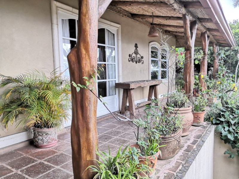 Remax real estate, Costa Rica, Santa Ana, Stunning French Provence style home with delightful layout and soaring views of the entire Central Valley