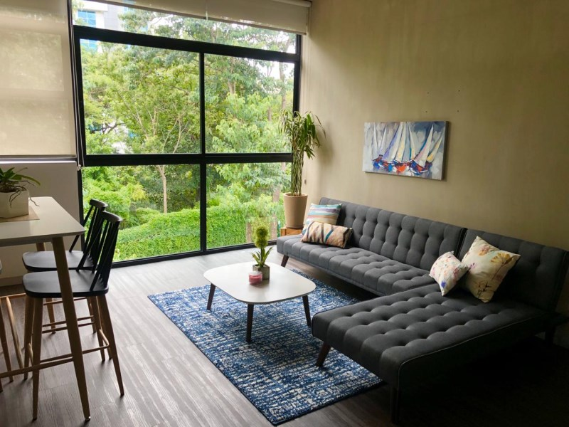 Remax real estate, Costa Rica, Santa Ana, Nice furnished apartment for rent in Santa Ana