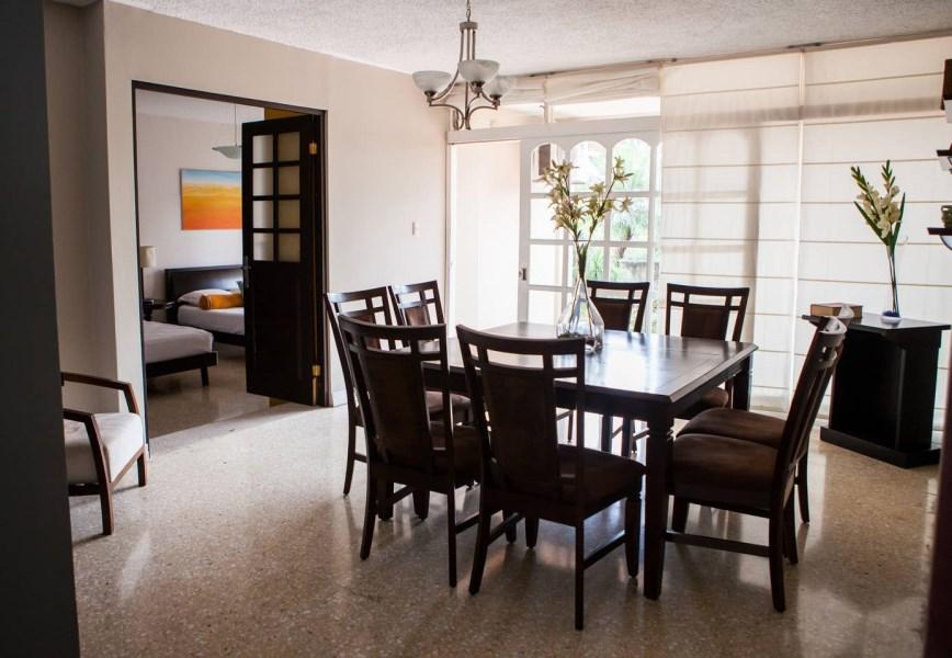 Remax real estate, Costa Rica, San José - Mata Redonda, SABANA HOUSE  WITH AN APARTMENT