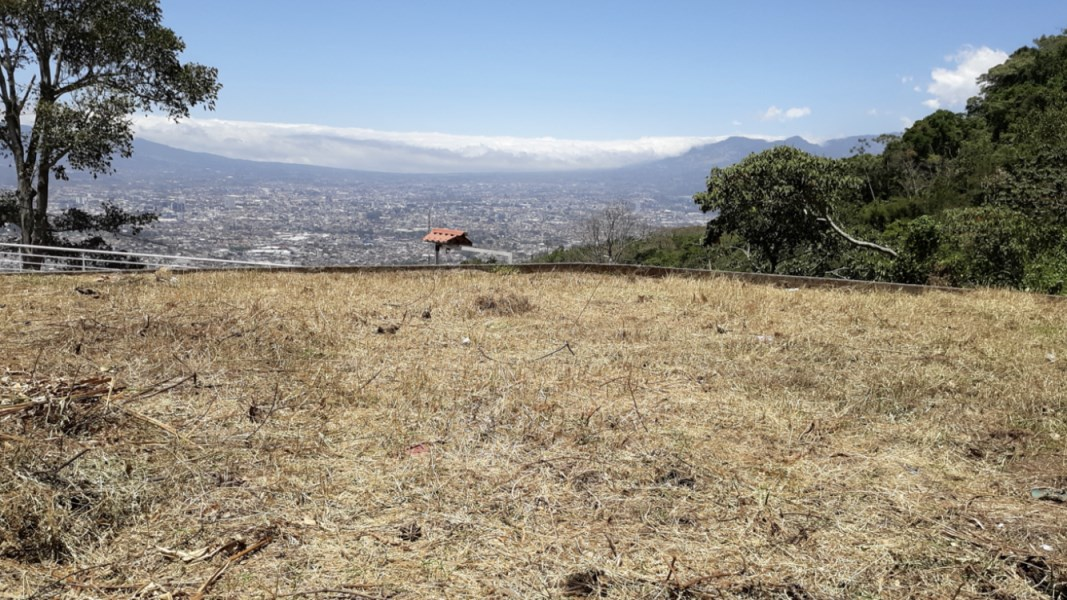 Remax real estate, Costa Rica, Alajuelita-San Josecito, Lot with amazing views for sale
