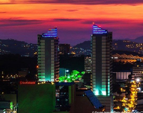 Remax real estate, Costa Rica, San José - Merced, For Rent Paseo Colón Towers (Amueblado)