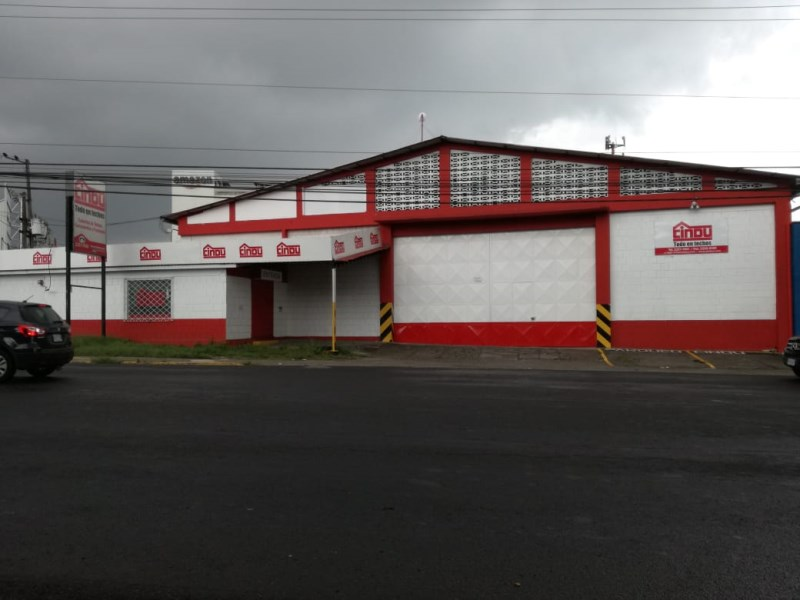 Remax real estate, Costa Rica, San Jose, WAREHOUSE IN CALLE BLANCOS