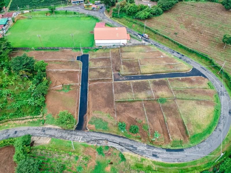 Remax real estate, Costa Rica, Alajuela, Affordable lots FOR SALE, San Luis, Sabanilla, Alajuela