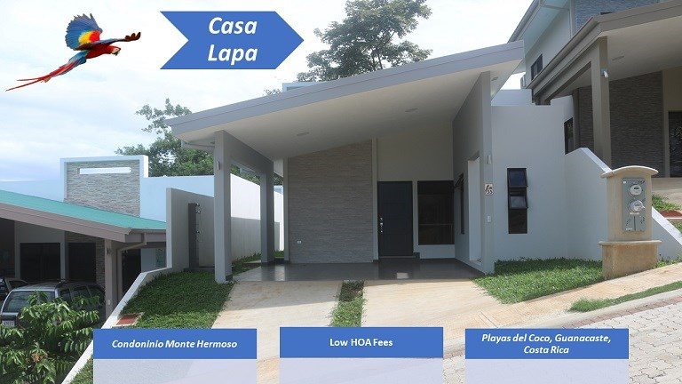 Remax real estate, Costa Rica, Playa del Coco, Casa Lapa