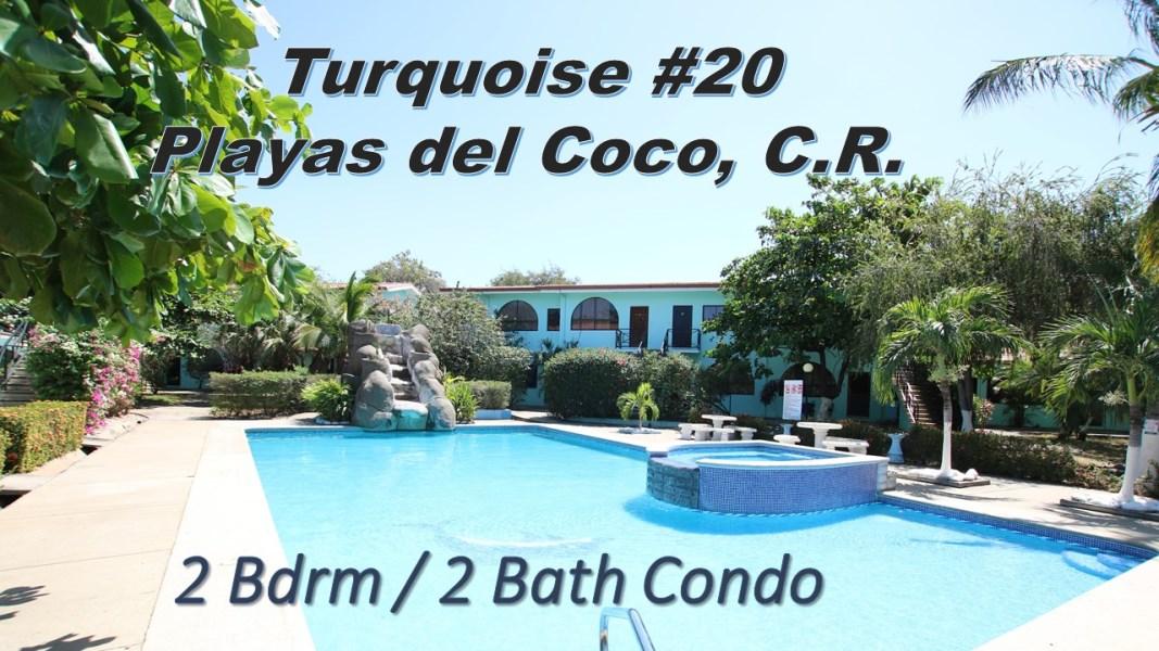 Remax real estate, Costa Rica, 27 de Abril, 2 bdrm/2 bath in Coco under $80,000