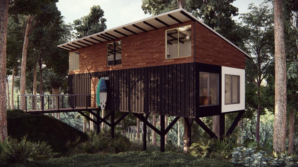 Remax real estate, Costa Rica, Santa Teresa, Exclusive TreeHouse in Santa Teresa!