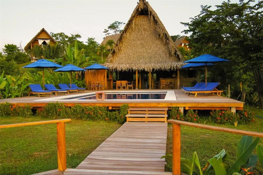 Remax real estate, Costa Rica, Manzanillo, Ocean & Jungle View Hilltop Lodge