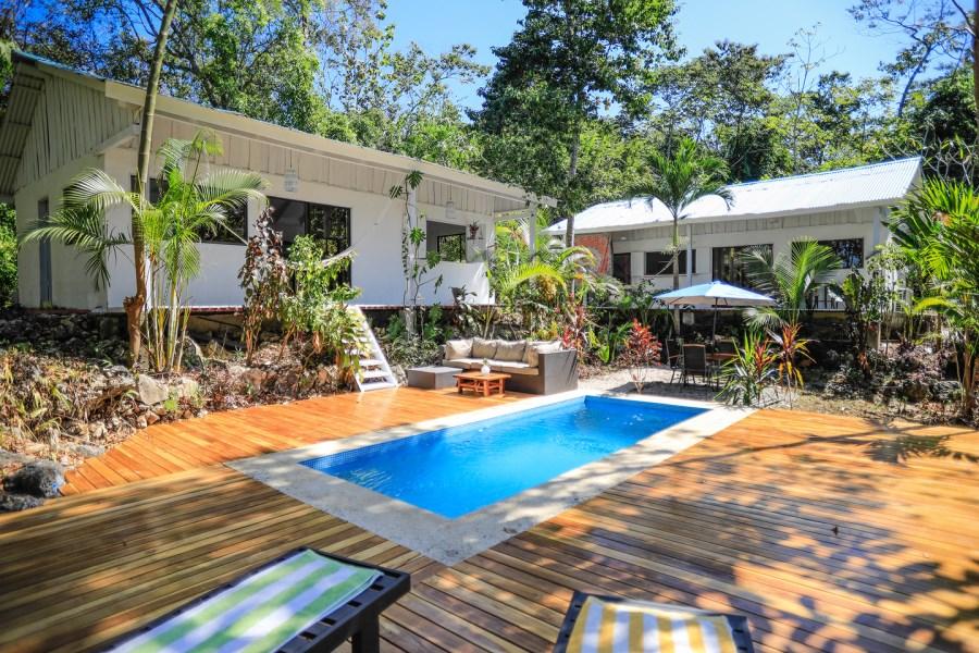 Remax real estate, Costa Rica, Santa Teresa, Two 2bd./1ba. Ocean View Santa Teresa Hilltop Homes