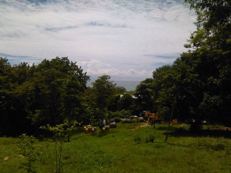 Remax real estate, Costa Rica, Santa Teresa, Spacious North Santa Teresa Ocean View Lot