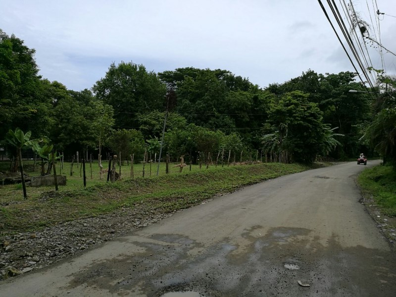 Remax real estate, Costa Rica, Mal País, Street Front Lot