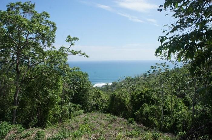 Remax real estate, Costa Rica, Santa Teresa, Exclusive! Santa Teresa Ocean View Lot