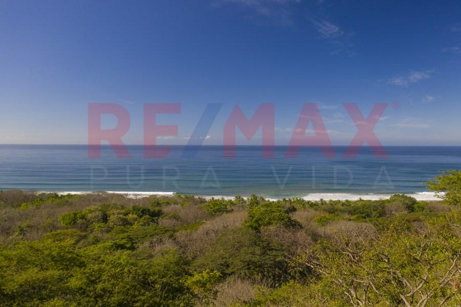 Remax real estate, Costa Rica, Santa Teresa, Ocean View Lot North Santa Teresa