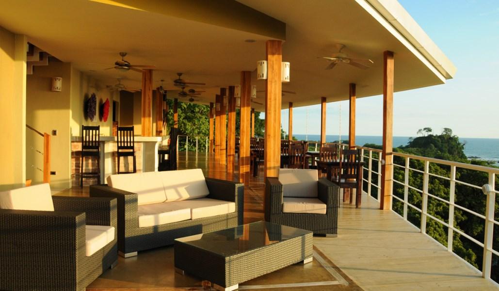 Remax real estate, Costa Rica, Mal País, Mal Pais Ocean View Hotel, Bar & Restaurant