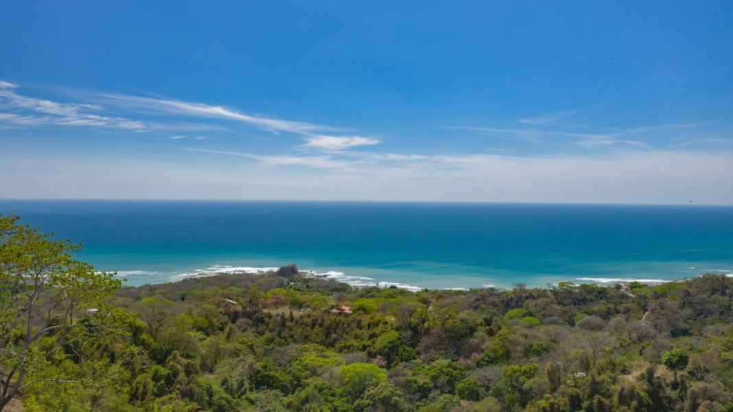 Remax real estate, Costa Rica, Mal País, Developer's Dream Ocean View Property in Mal Pais