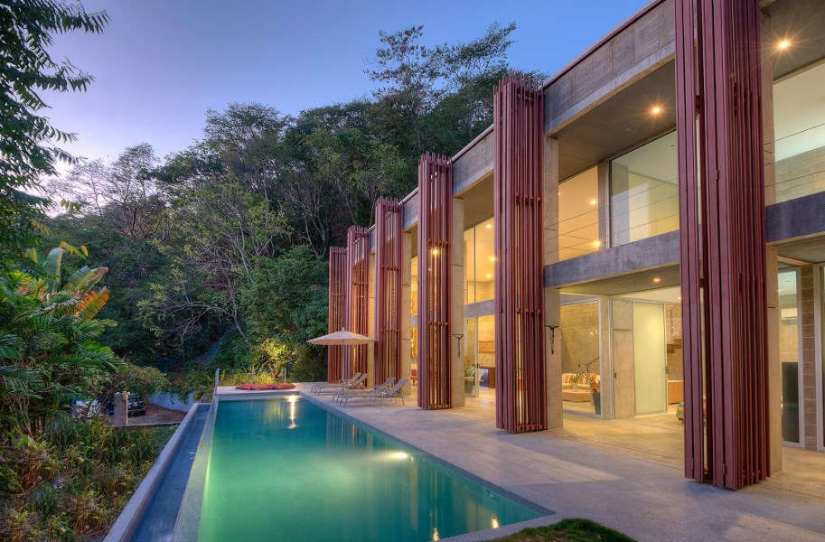 Remax real estate, Costa Rica, Playa Hermosa de Osa, Playa Hermosa Modern & Airy 3 Bedroom Home & Spacious Lot - Walking Distance to the Beach!