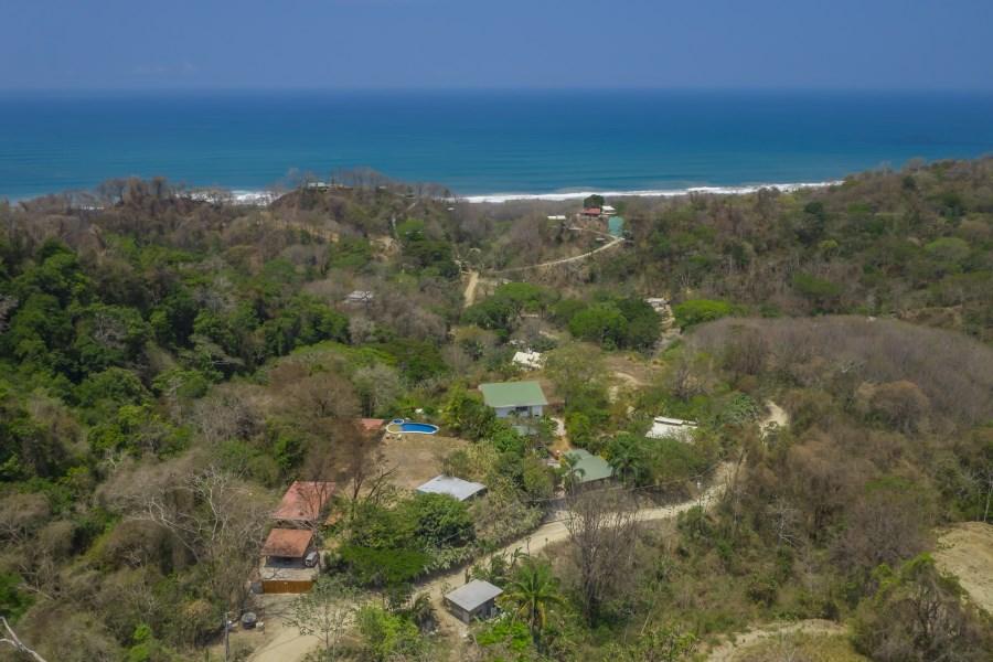 Remax real estate, Costa Rica, Santa Teresa, Incredible Ocean View Home & Land - Santa Teresa