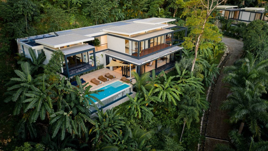 Remax real estate, Costa Rica, Santa Teresa, Stunning Modern Ocean View Home(s) Santa Teresa- Walk to the Beach (1/2)