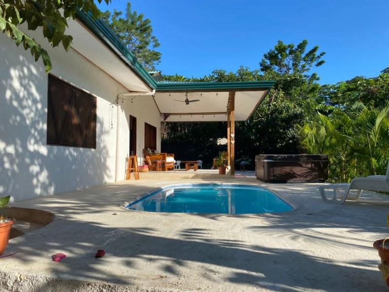 Remax real estate, Costa Rica, Playa Hermosa de Osa, Playa Hermosa 2 Bed/2 Bath Home w/ Pool