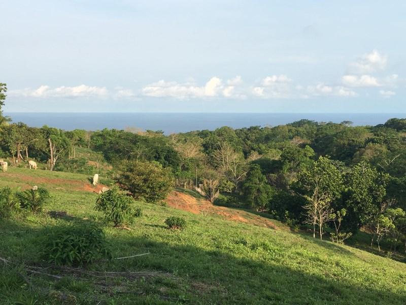 Remax real estate, Costa Rica, Montezuma, Montezuma Ocean & Sunrise View Lot