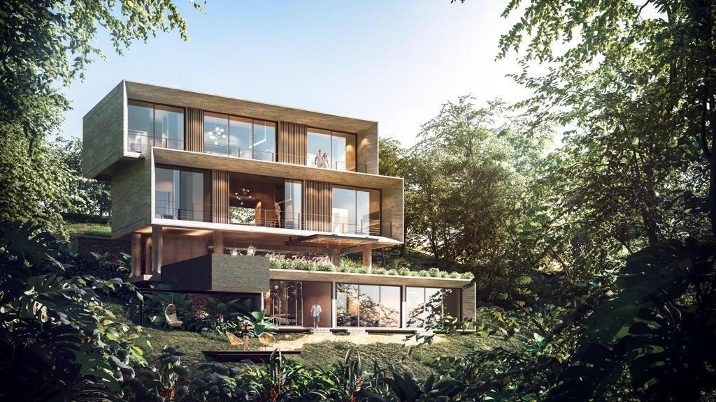 Remax real estate, Costa Rica, Playa Hermosa de Osa, Playa Hermosa Ocean View Modern Home