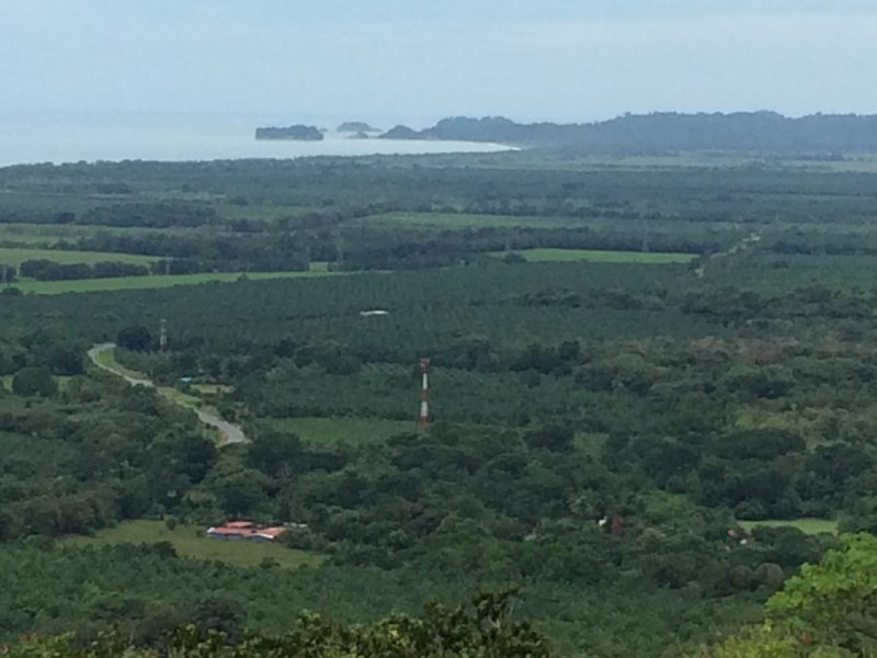 Remax real estate, Costa Rica, Matapalo, FOR SALE by REMAX 30 ha ocean view property