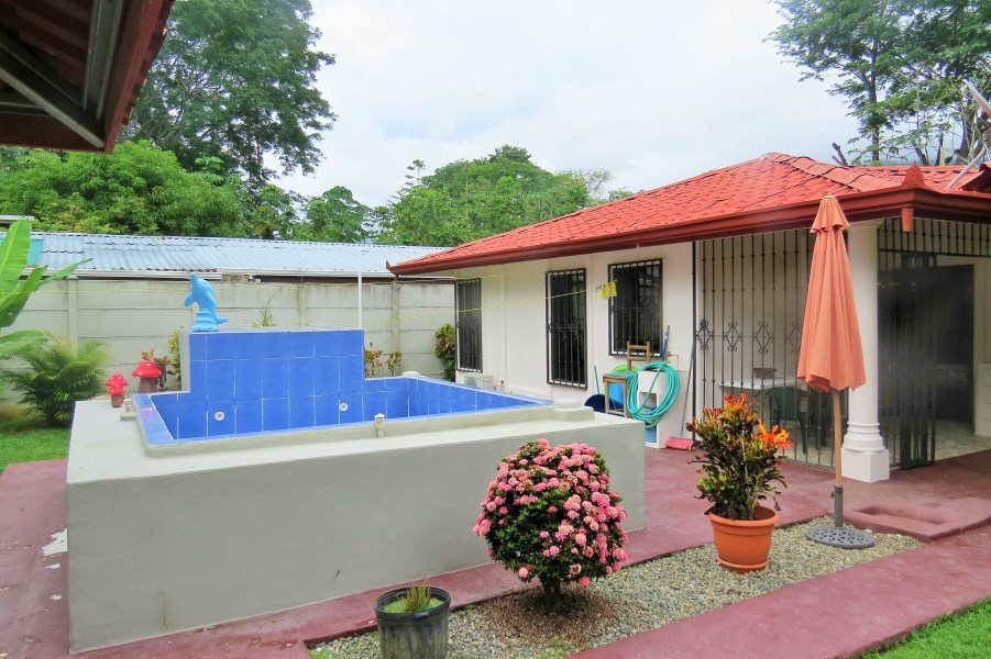 Remax real estate, Costa Rica, uvita, HOME WITH A HEART! Country-like setting with CITY CONVENIENCE! Walk to everything!