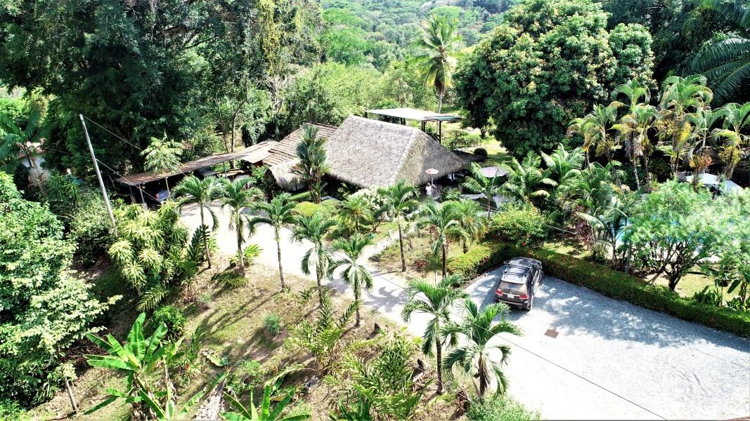 Remax real estate, Costa Rica, Ojochal, LET REAL ESTATE WORK FOR YOU! MONEY MAKING HOTEL ON 5 ACRES IN OJOCHAL.
