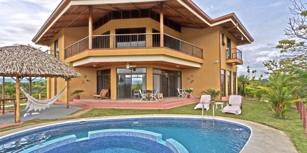 Remax real estate, Costa Rica, Manuel Antonio, Casa Wow