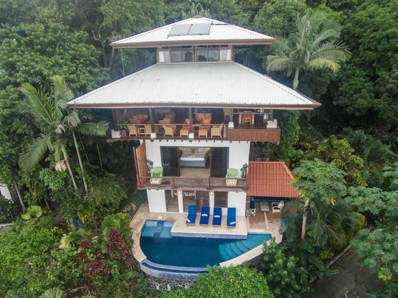 Remax real estate, Costa Rica, Manuel Antonio, Casa Dolce Vita