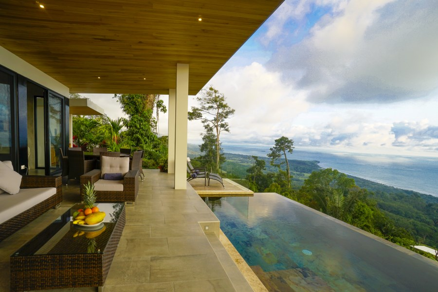Remax real estate, Costa Rica, Uvita, Luxury Estate with Best Whales Tail Views