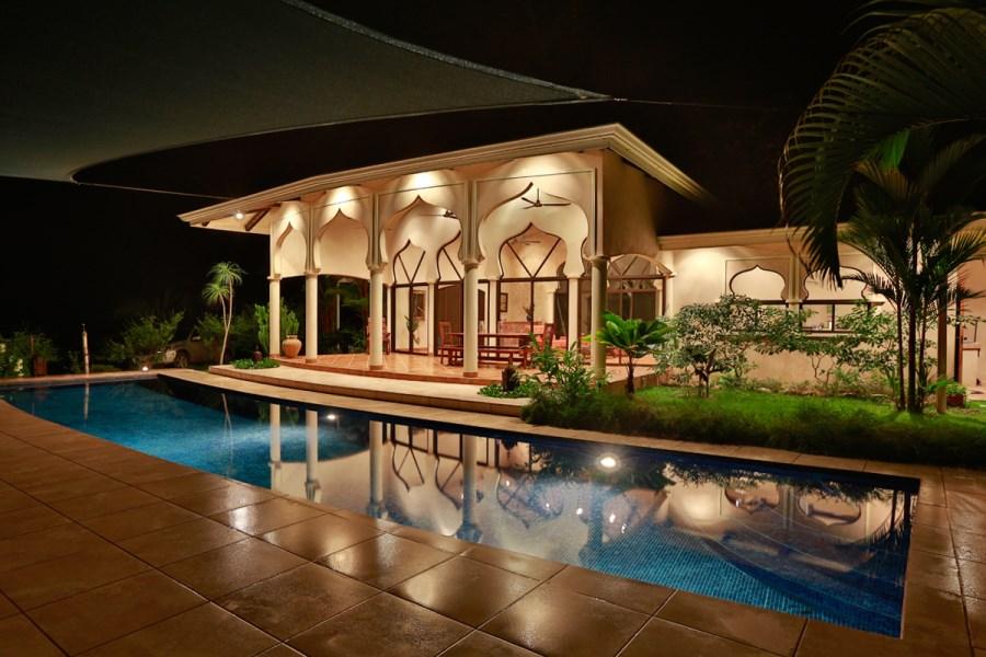 Remax real estate, Costa Rica, Uvita, Moroccan House With Breathtaking Ocean Views