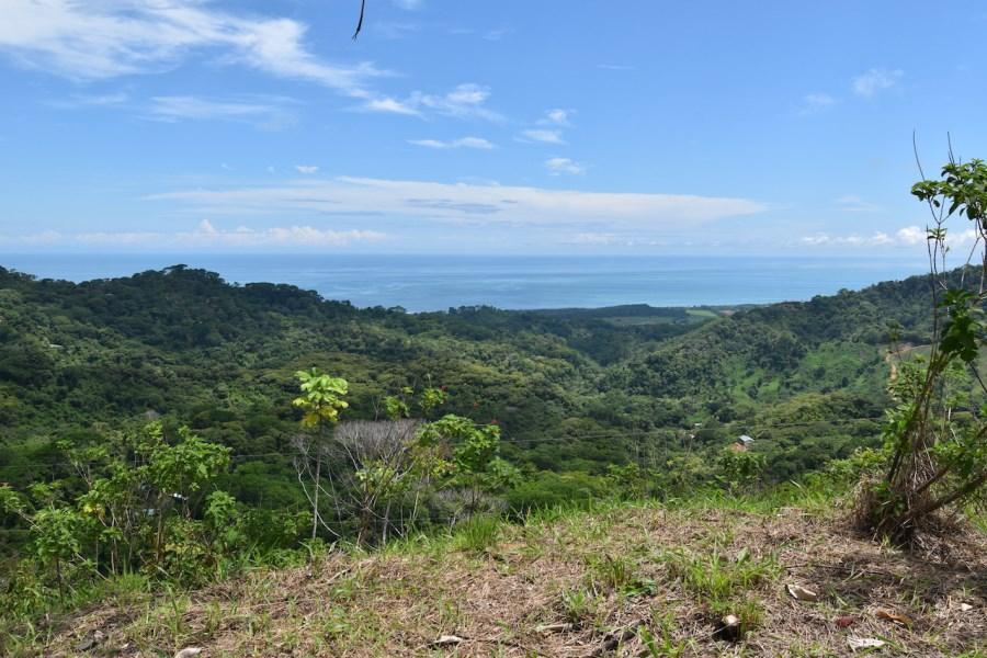 Remax real estate, Costa Rica, Laguna, 2.5 ACRES – Sunset And Sunrise Ocean View Property In Lagunas.