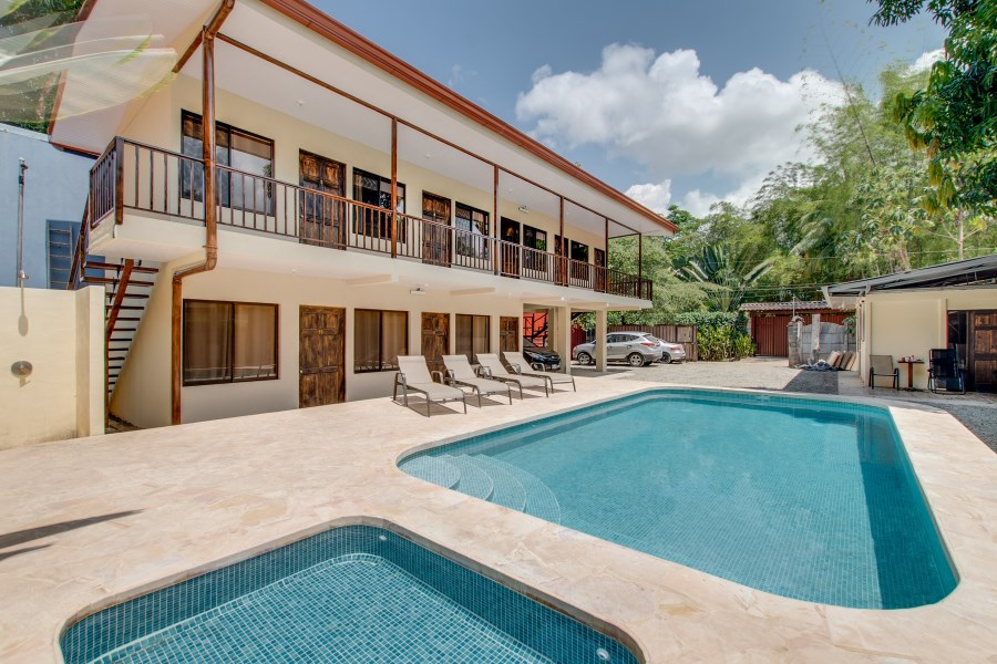 Remax real estate, Costa Rica, Uvita, LUXURY CABINS AND MOTEL ROOMS. WALKING DISTANCE TO THE BEACH!