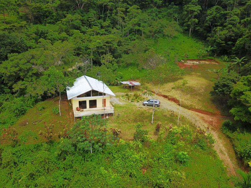 Remax real estate, Costa Rica, Pérez Zeledón-Barú - Platanillo, 3.29 ACRES – 3 Bedroom Home with Huge Views, 2 Additional sites, 2,600' Altitude!!!