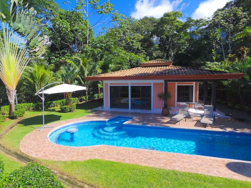 Remax real estate, Costa Rica, Olochal, CASA CEREZA - OCEAN VIEW HOME WITH POOL UNDER $275K - 0.57 ACRES